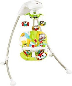 Fisher Price Woodland Friends Swing