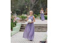 3 new victorian lilac bridesmaid dresses