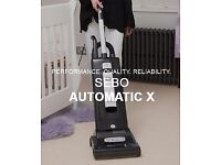 SEBO X4 PRO ECO 1100W BRAND NEW IN BOX