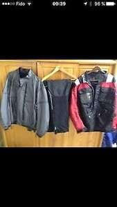 BMW SAVANNA motorcycle jacket and Pants