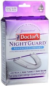 THE DOCTOR'S NIGHTGUARD ADVANCED COMFORT ONE SIZE FITS ALL