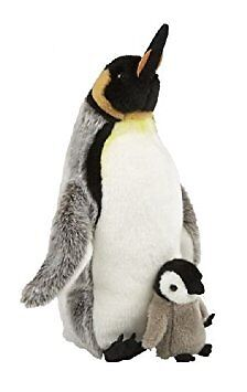Kids 35cm King Penguin Chick Emperor Soft Toy Cuddly Plush Teddy Ravensden