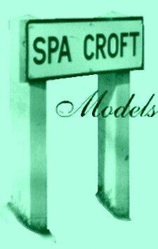 SPA CROFT MODELS
