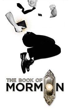 Book of mormon tickets london