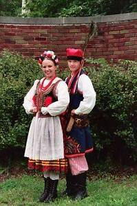 National Polish Costumes for Hire Available Maylands Bayswater Area Preview