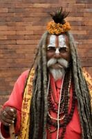 Indian spiritual healer and psychic reader