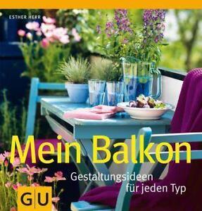 Herr, E: Mein Balkon von Esther Herr (2011, Taschenbuch)