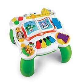 Leapfrog Musical table - bilingual English and French settings