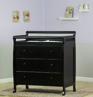 Benjamin Black Change table with drawers (Pad & cover included)