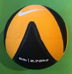 Nike Rubber Balance and Fitness Ball (6lbs/2.72kgs)