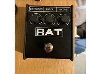 ProCo Rat Distortion Guitar Pedal