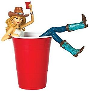 Hiccup Girl in Red Solo Cup