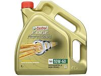 Castrol Edge 10W-60 With Titanium FST Fully Synthetic 4Ltr engine oil