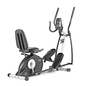 Elliptical and Bike Hybrid Trainer