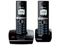 Panasonic twin answer machine