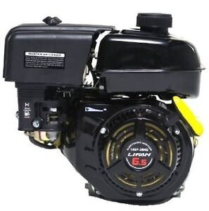 Almost new Powerfist 6.5 hp 196 cc OHV Gas Engine