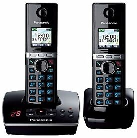 PANASONIC cordless answer machine (Twin Pack)