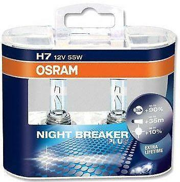 osram h7 lighting lamps ebay. Black Bedroom Furniture Sets. Home Design Ideas