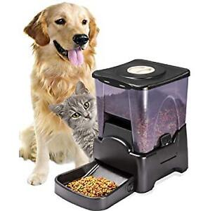 OXGORD PET FEEDER DOG CAT : AUTOMATIC PROGRAMMABLE FEEDER!