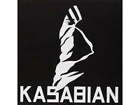2 x Kasabian hospitality tickets Royal Albert Hall