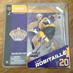 Luc Robitaille [Retro Jersey Variant] McFarlane at JJ Sports!