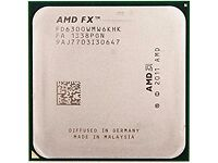 AMD FX 6300 3.5Ghz Six Core (FD6300WMW6KHK) CPU AM3 +