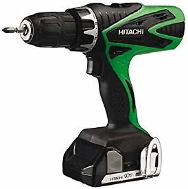 DRILL Hitachi - Dv18dsfl 18v Combi Drill