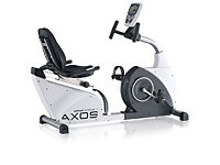 Kettler Cycle R Axos Stationary Exercise Bike Excelent Condition