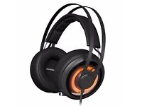 Steelseries Siberia 650 Black Gaming Headset