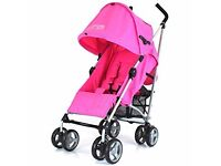 Pink Pram (Used, but in good condition)