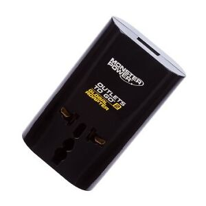 Monster Outlets To Go Global Adaptor 200 - NEW!
