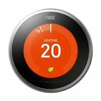 nest thermostat 2nd generation