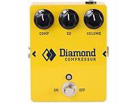 Diamond Compressor Guitar Pedal