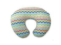 Chicco Boppy Nursing Pillow in Chevron - Brand New in original packaging