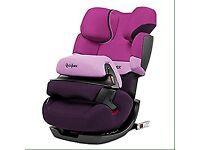 cybex Pallas 2 Fix ISOFIX Car Seat (Purple Rain)