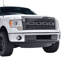 Ford F-150 RAPTOR Style Replacement grille 2009-2014 XLT FX4