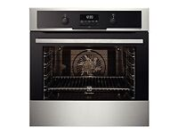 Brand new built-in Electrolux oven