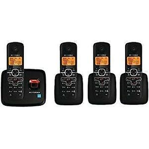 Tlphone sans fil 4 Combins 6.0 Dect Rpondeur Motorola ( L704 )