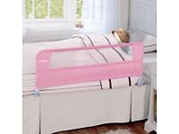 Lindham pink bed safety guard
