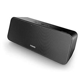 Philips Bluetooth Speaker with Aux cable