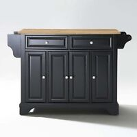 WANTED:  Kitchen Island (movable)