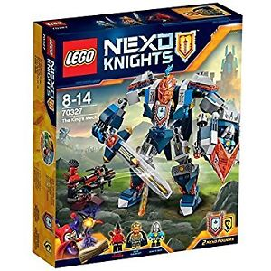 Lego Nexo Knights - The King's Mech BNIB