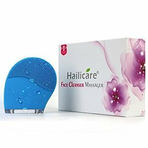 HailiCare Facial Cleansing Brush, Massager and Exfoliator