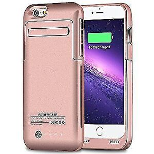 PCT POWER CHARGING CASE FOR IPHONE 6/6S , POWER BANK FOR IP 6