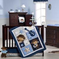 Entire Carters Monkey Bedding Collection