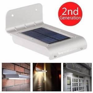 NEW Solar super bright LED PIR Motion Sensor Outdoor Light Lamp Noble Park Greater Dandenong Preview