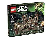 Lego Ewok Village 10236 *Brand new /Unopened *