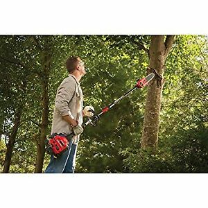 Atlas Pole Chainsaw and Tanaka Commercial Grass Trimmer