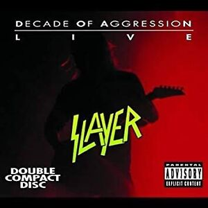 Slayer - Decade of Aggression (CD)
