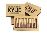 RECIEPT Original Kylie matte liquid lipstick birthday edition New